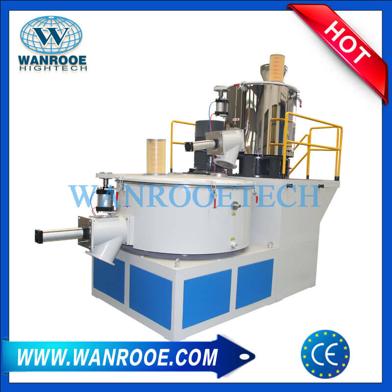 PVC Automatic Compounding Mixing Feeding System