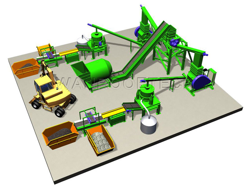 Oil Filter Recycling,Oil Filter Shredder,Oil Filter Crusher, Oil Filter Recycling Line, Oil Filter Recycling Plant