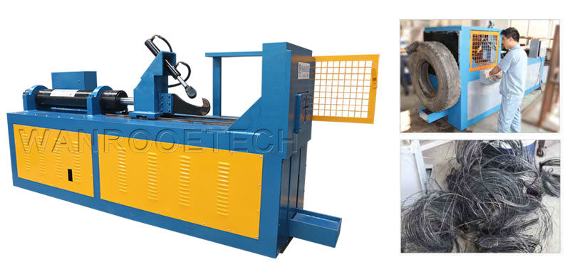 tire debeader, tire wire drawing machine