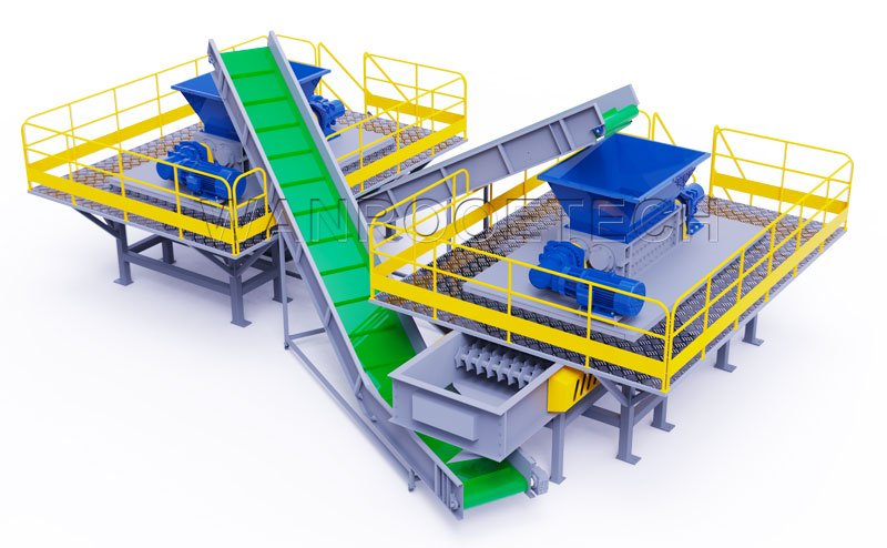 rubber recycling machine, TDF recycling machine, rubber recycling machine price, rubber recycling machine for sale