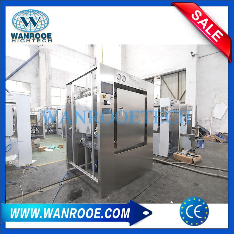Medical Waste autoclave sterilizator