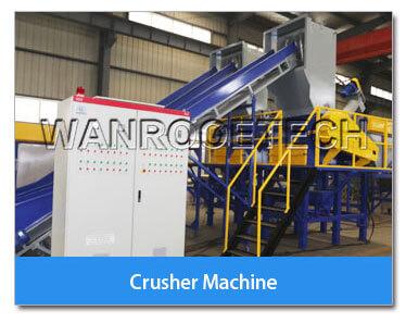 pet crusher machine