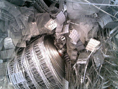 How to recycle aluminum plastic?