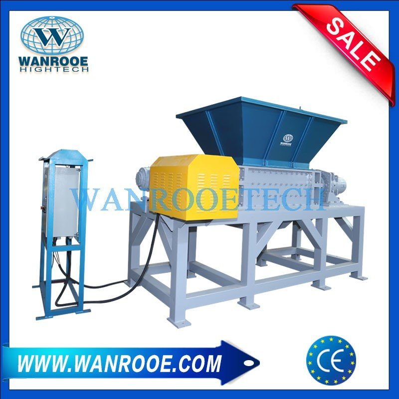 Car Truck Mobile Tire Shredder Machine Waste Tire Tyre Recycling Machine