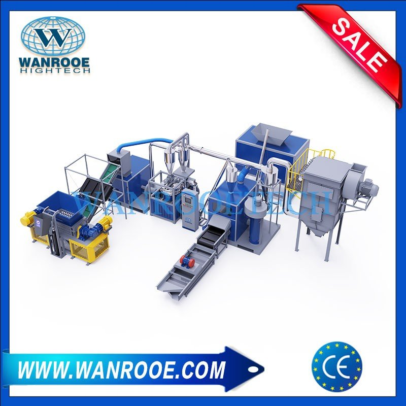 Waste Printed Circuit Board (PCB) Recycling Machine