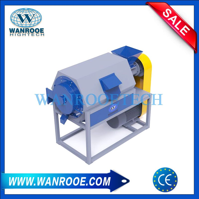 Tire Tyre Rubber Mill Pulverizer Centrifugal Screen