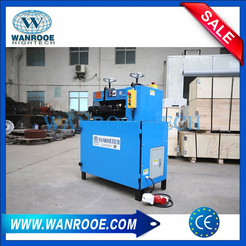 Automatic Industrial Scrap Cable Wire Stripping And Cutting Machine