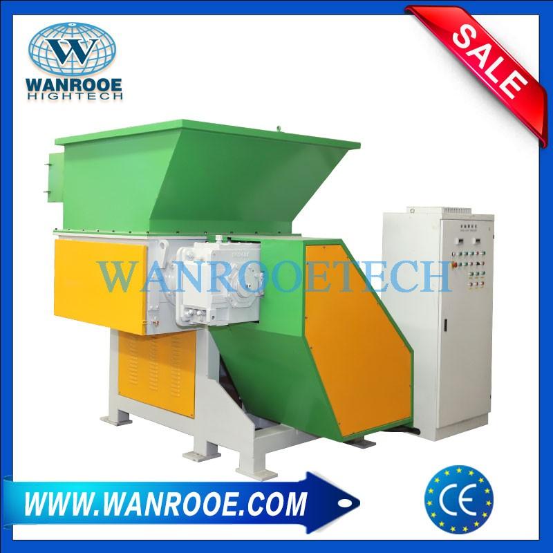 Waste Fabric Clothing Textile Shredder Fabric Shredding Machine