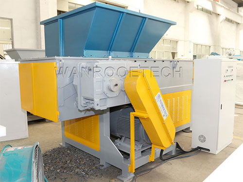 Industrial Shredder Machine For Sale