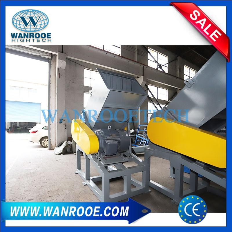 Air-conditioner Car Water Tank Copper Aluminum Radiator Metal Hammer Crusher Granulator