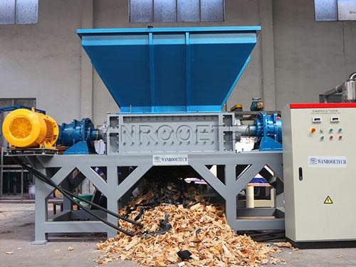 How to choose waste wood shredder manufacturer