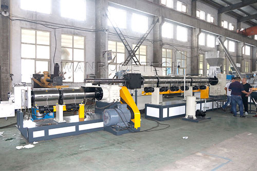 Waste Plastic Recycling Granulator Common Fault And Solution