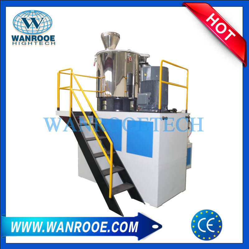 PVC High Speed Mixing System