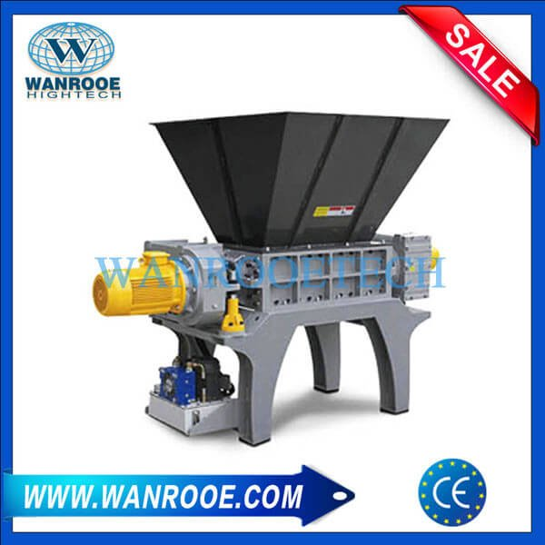 Tire Recycling Equipment Scrap Tire Tyre Shredding Machine
