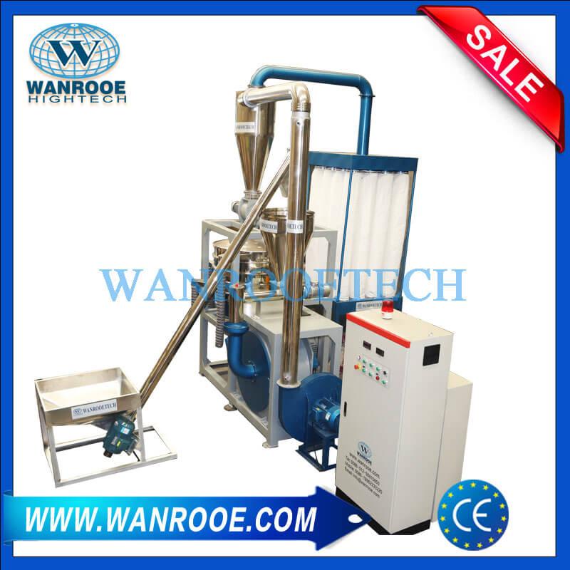 PVC管材磨粉机