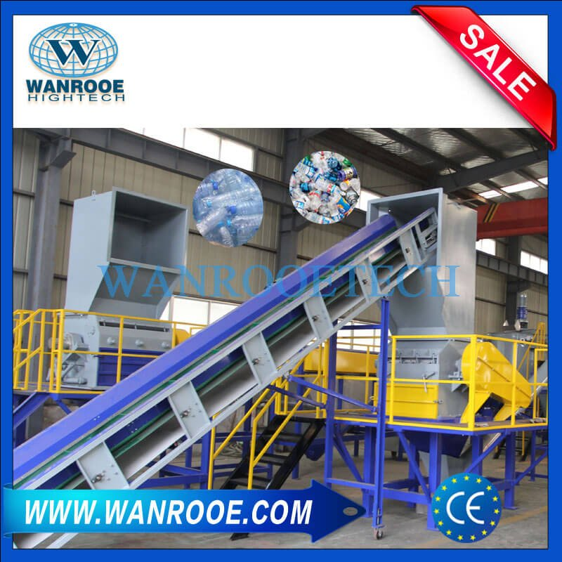 PET Recycling Machine